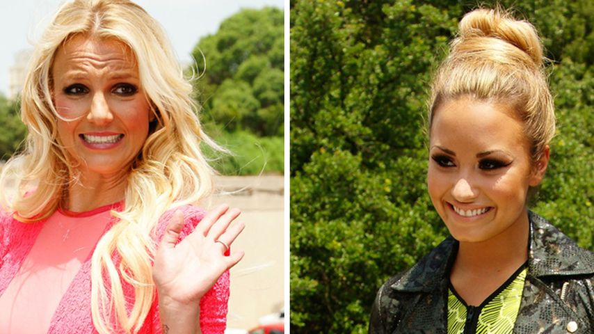 Jury-Style-Battle: Demi Lovato vs. Britney Spears