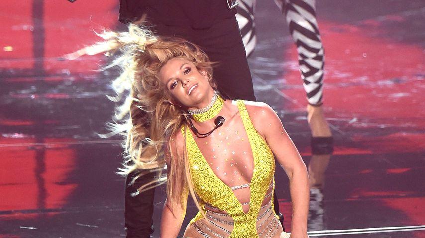Eltern beschweren sich: Britneys VMA-Show unter Beschuss!