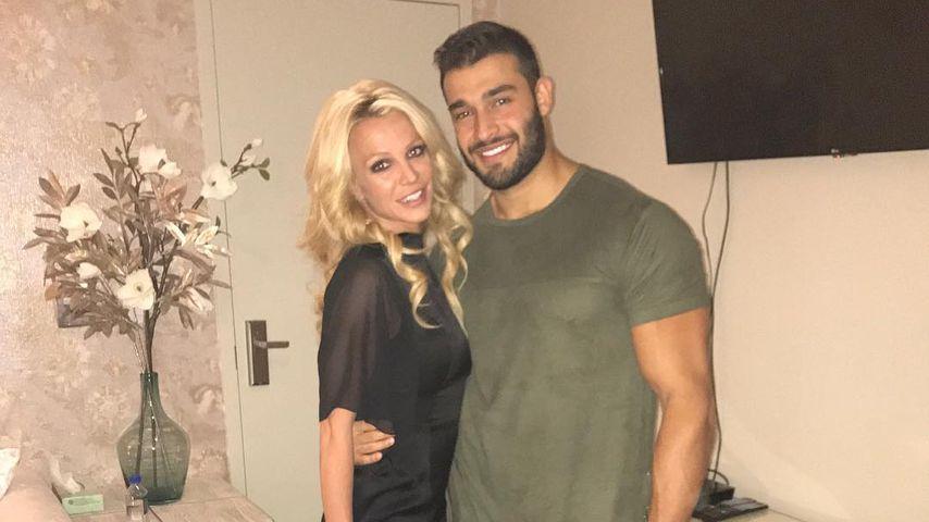 Oops!...She Did It Again: Britney Spears wieder verheiratet?