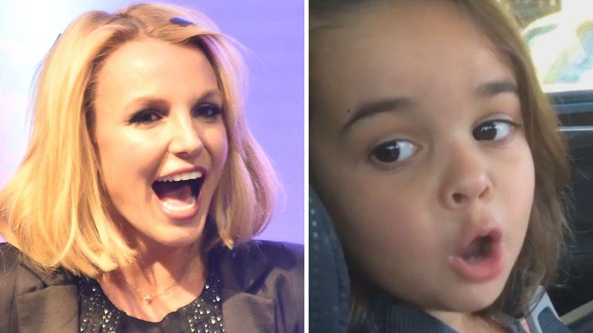 Britney Spears' Nichte (3) tritt schon in ihre Fußstapfen!
