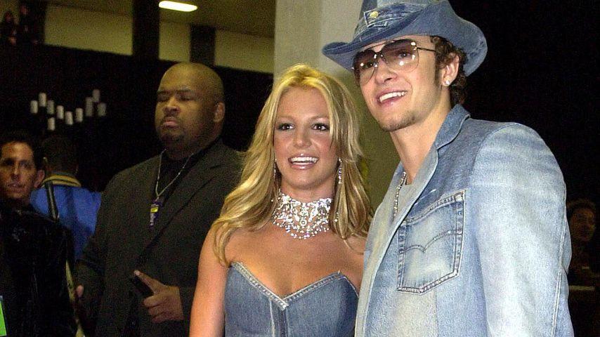 Nach Fummelei: Britneys Fans machen Justin Timberlake fertig