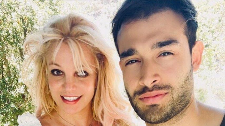 """""""Jeep beschützen"""": Bekommen Britney und Sam Ehevertrag?"""