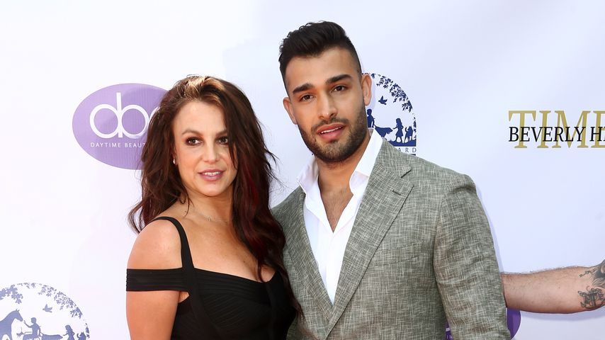 Britney Spears und Sam Asghari bei den Daytime Beauty Awards in Los Angeles, 2019