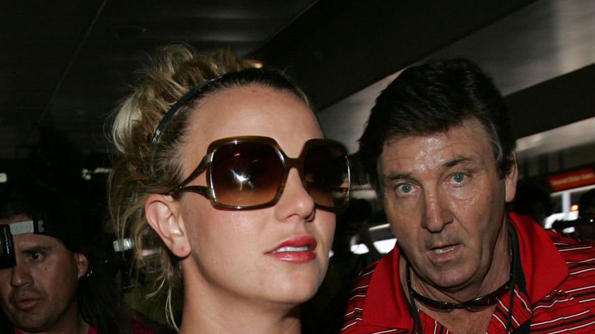 Jamie Spears stellt klar: Er handelte nur in Britneys Sinne!