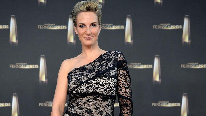 Britt Hagedorn beim Deutschen Filmpreis 2014