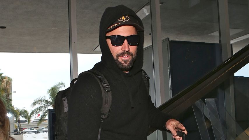 Brody Jenner am Flughafen