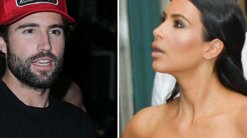 Kim Kardashian und Brody Jenner