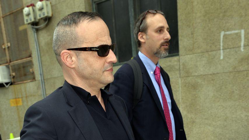 Brooke Shields' Stalker John Rinaldi vor dem Gericht in New York