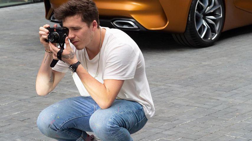 Brooklyn Beckham, britischer Nachwuchsfotograf