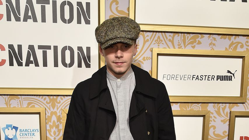 Brooklyn Beckham auf dem Roc Nation Pre-Grammy Brunch 2018