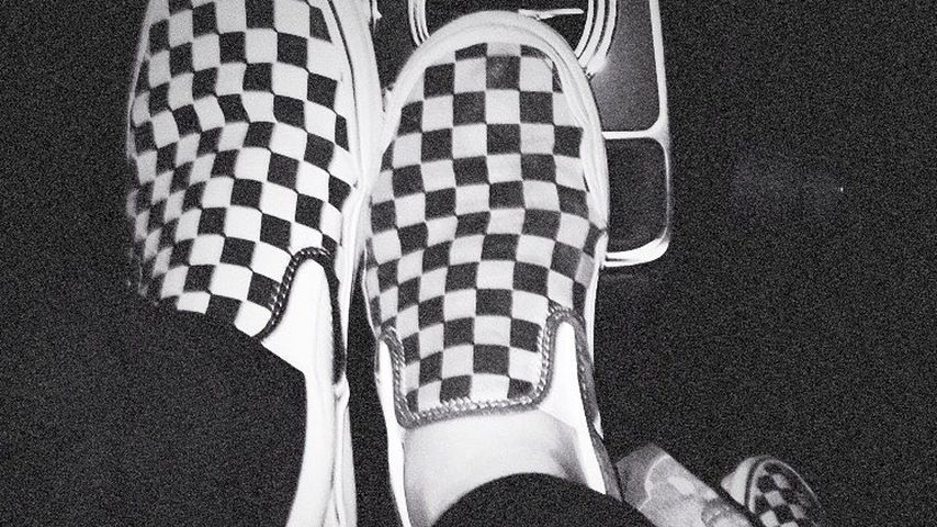 Schuhe von Brooklyn Beckham und Chloë Moretz