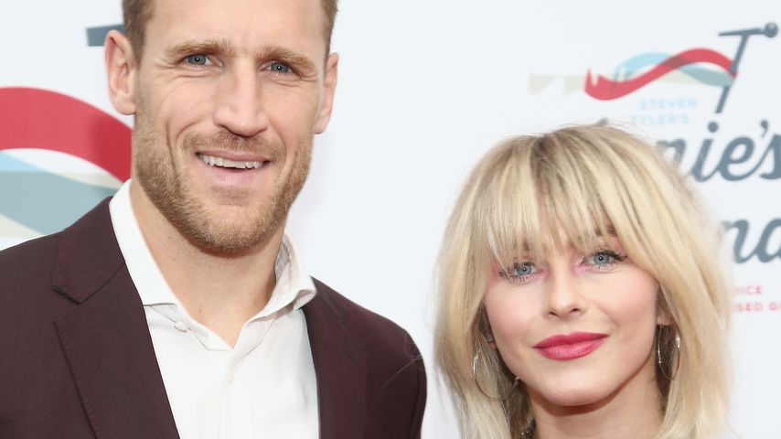 Brooks Laich und Julianne Hough
