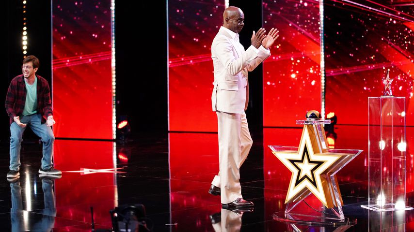 "Bruce Darnell bei ""Das Supertalent"", 2020"