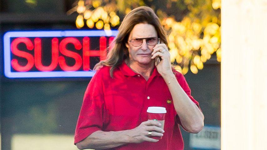 Bruce Jenner nachdenklich: Wie wird wohl alles enden?