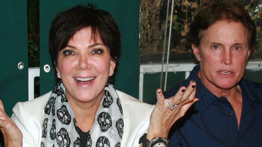 Kris Jenner und Bruce Jenner