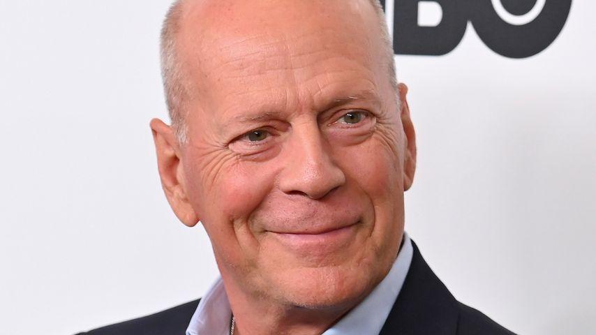 Bruce Willis in New York, Oktober 2019