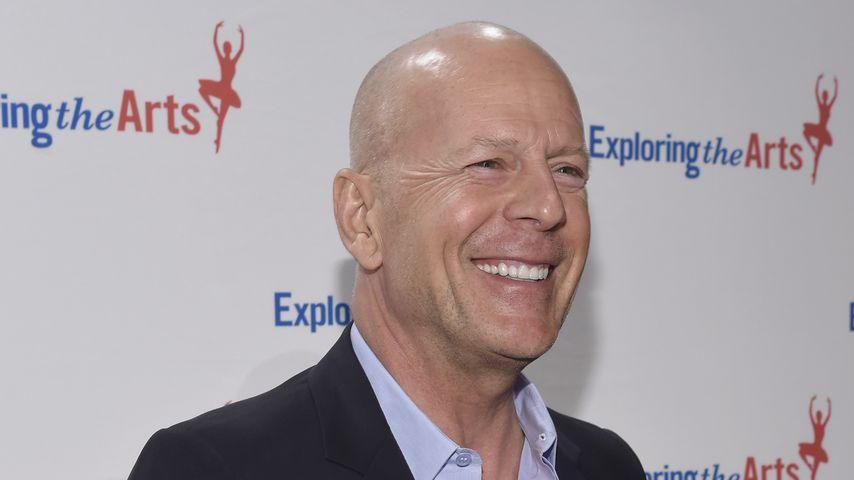 "Bruce Willis bei der 8. ""Exploring The Arts Gala"" 2014"