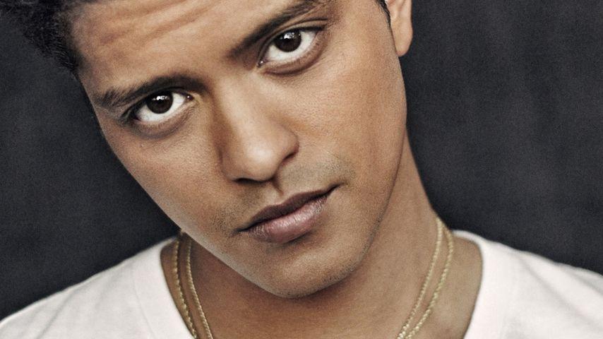 """Schon zum 2. Mal: Bruno Mars für """"Uptown Funk"""" verklagt!"""