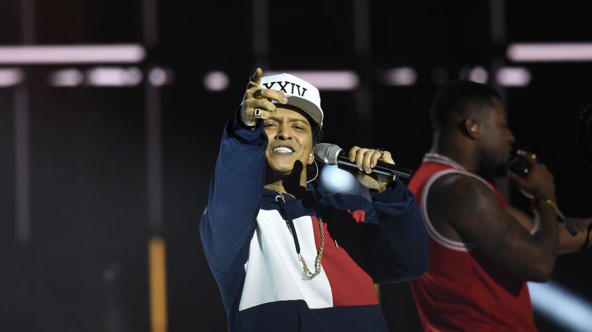 Bruno Mars über Kokain-Verhaftung: Es war ein Weckruf!