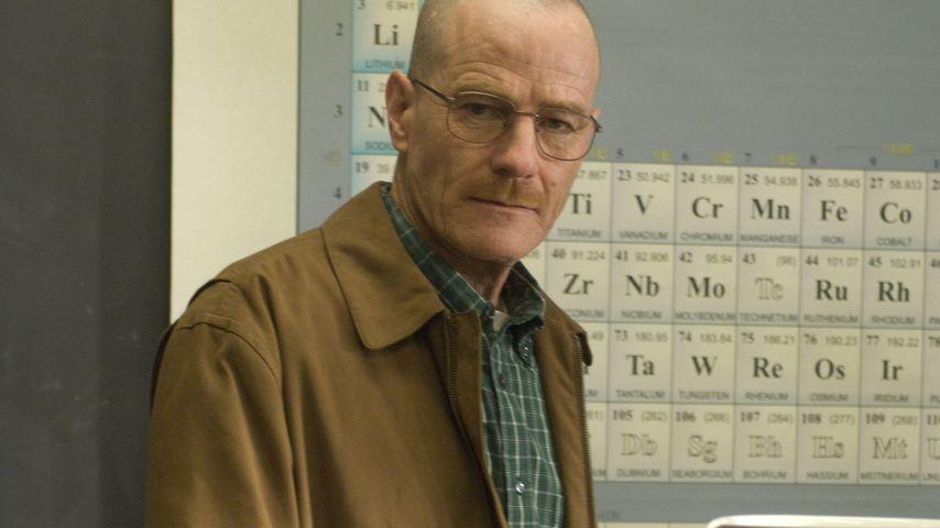 """Bryan Cranston in seiner preisgekrönten Rolle als Walter White in """"Breaking Bad"""""""