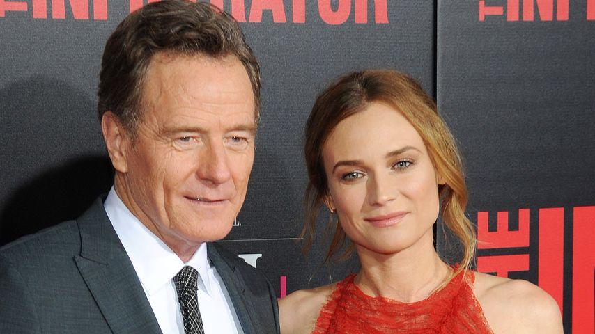 """Bryan Cranston und Diane Kruger bei der """"The Infiltrator""""-Premiere in New York"""