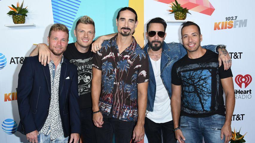 Backstreet Boys beim iHeartRadio KIIS FM Wango Tango 2018