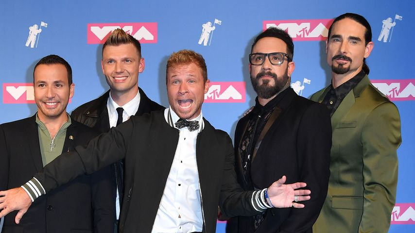 Backstreet Boys bei den Video Music Awards 2018