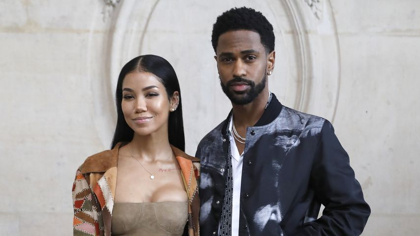 Jhené Aiko und Big Sean in Paris