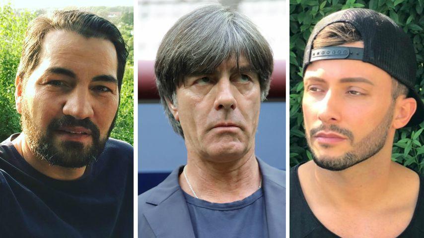 Abschied von Coach Jogi Löw? Das sagen die deutschen Promis!