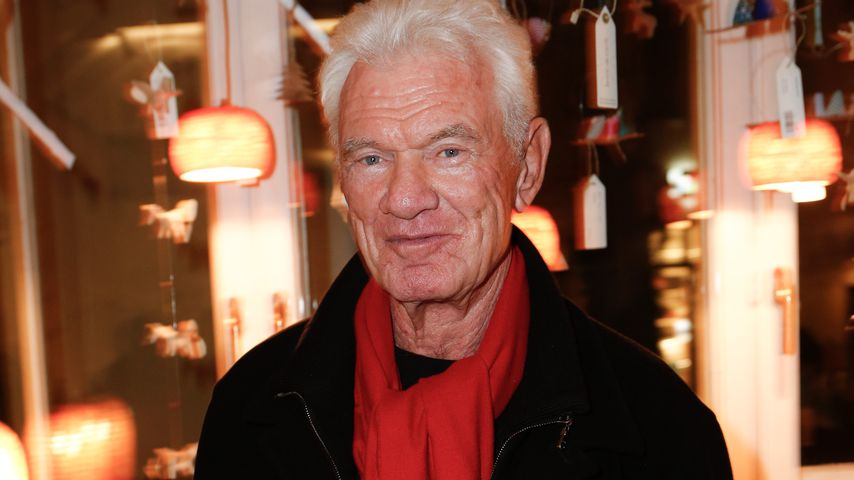 Nach langer Krankheit: Schauspieler Burkhard Driest ist tot