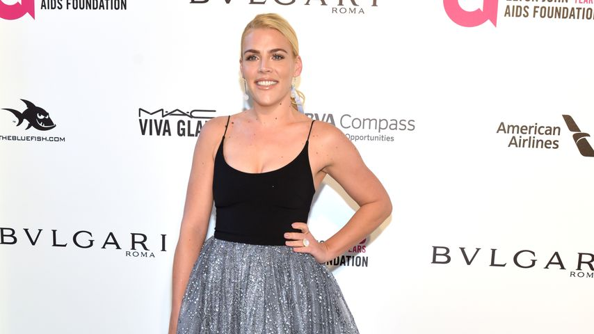 Busy Philipps in Hollywood