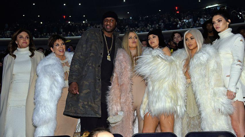 Unromantisch! Kanye West hält kämpferische Rede