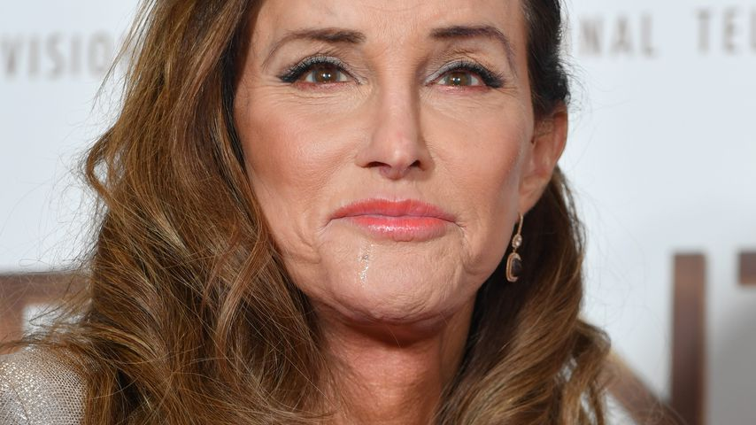Caitlyn Jenner bei den National Television Awards in London im Januar 2020