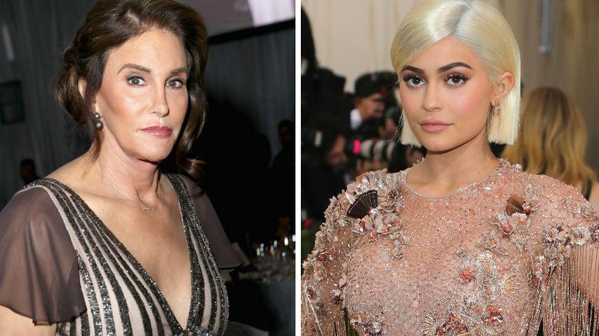 """Geschockt"" – Caitlyn Jenner traurig über Kylies Baby-News!"