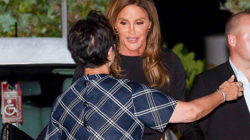 Kris Jenner und Caitlyn Jenner