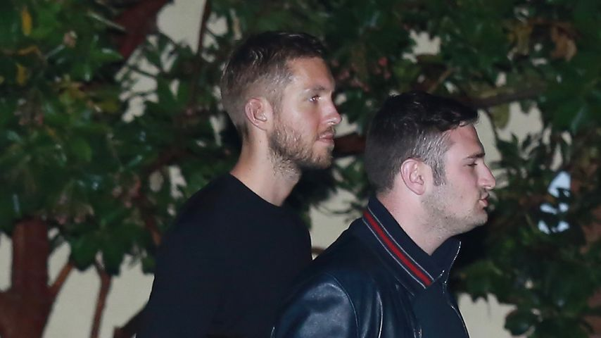 Nach Trennung von Taylor: So lenkt sich Calvin Harris ab!