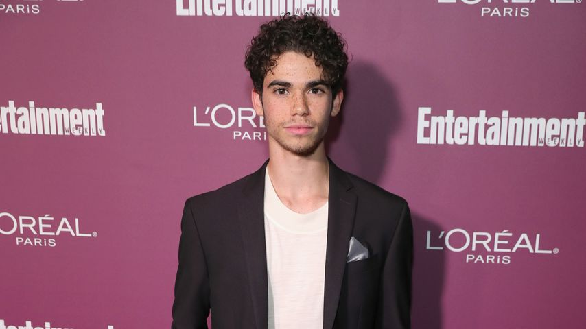 Cameron Boyce  in West Hollywood, September 2017