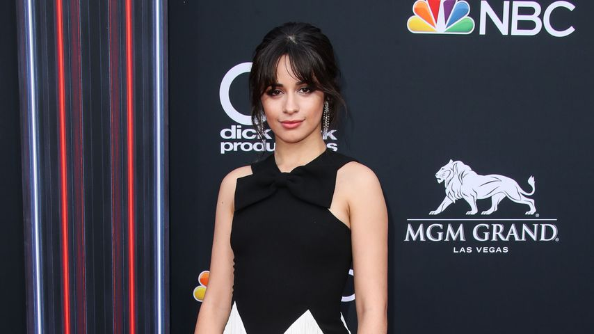 Sängerin Camila Cabello bei den Billboard Music Awards