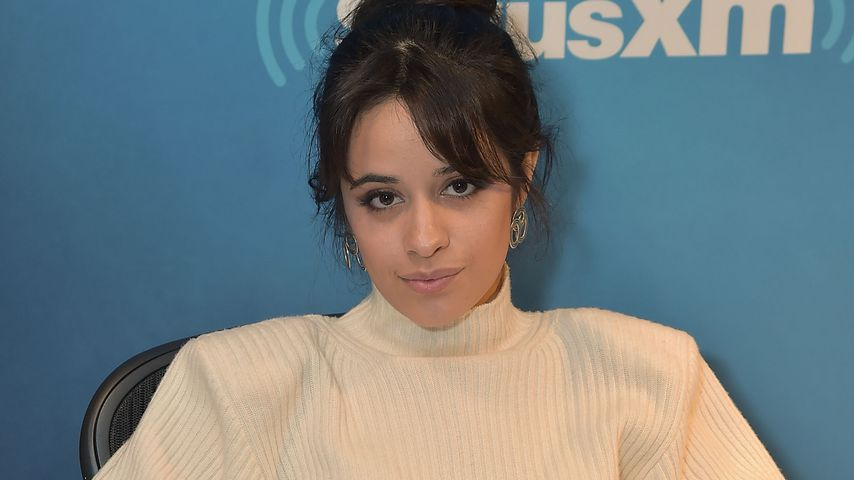 Camila Cabello in den SiriusXM Studios in New York