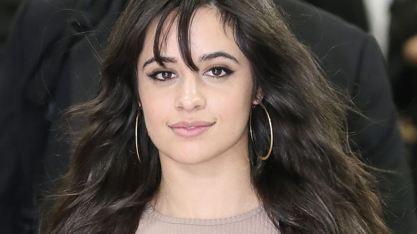 Camila Cabello in den ITV Studios in London