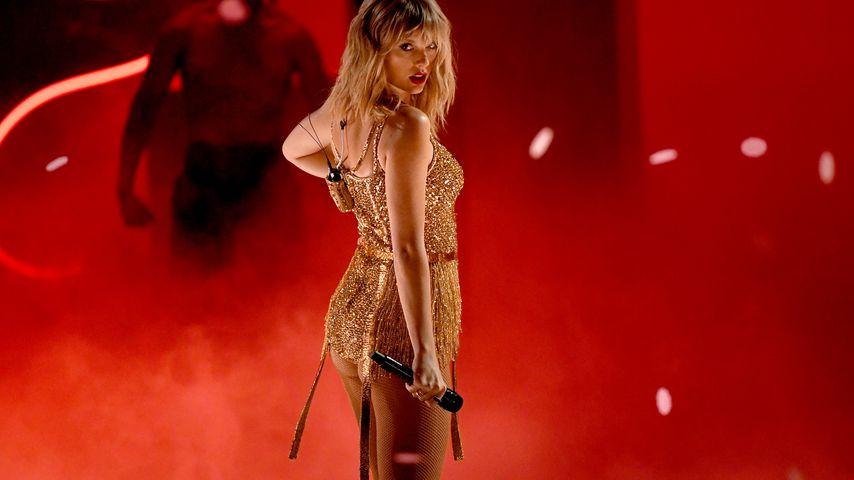 Taylor Swift bei dem AMAs 2019