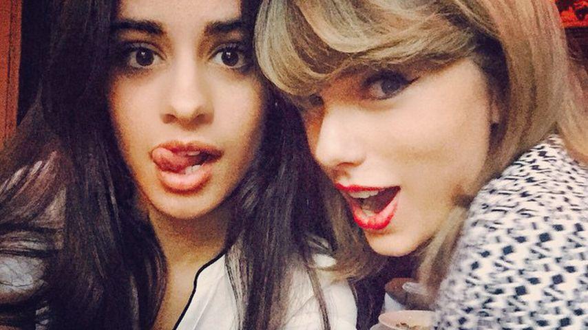 Ex-5H-Camila Cabello: Taylor Swift ist ihr Liebes-Coach!