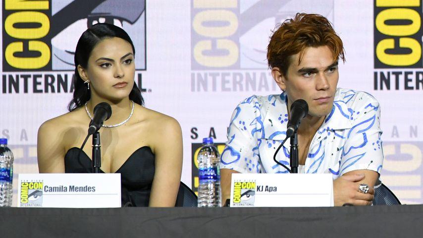 Camila Mendes und KJ Apa bei der Comic Con 2019 in San Diego