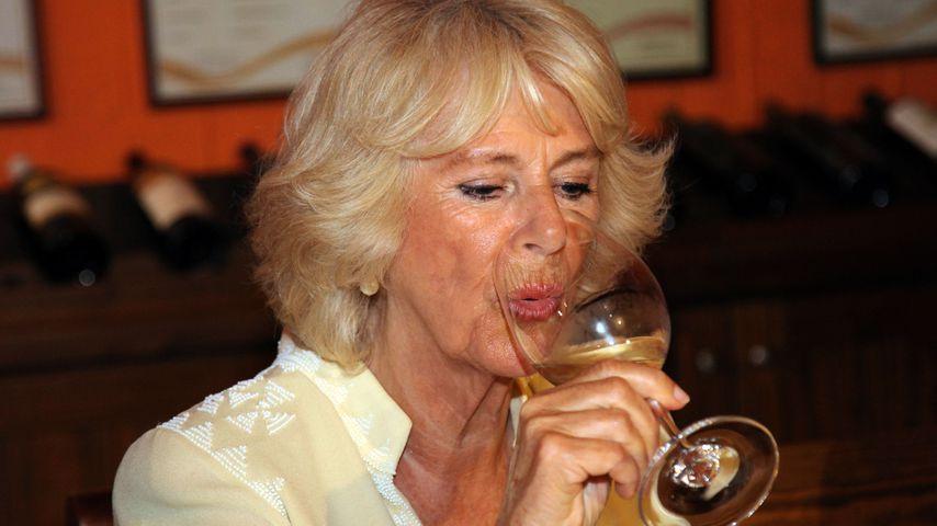Camilla Parker Bowles: Nach Royal-Hochzeit blieb Stimme weg!