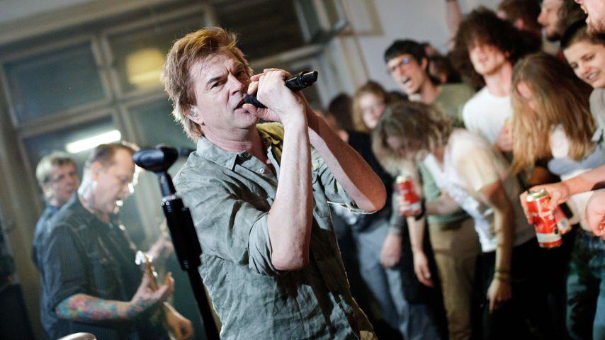 Die Toten Hosen-Campino: Keine Musik-Pause nach Hörsturz