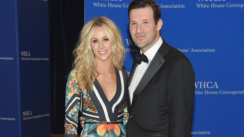 Candice Crawford und Ehemann Tony Romo