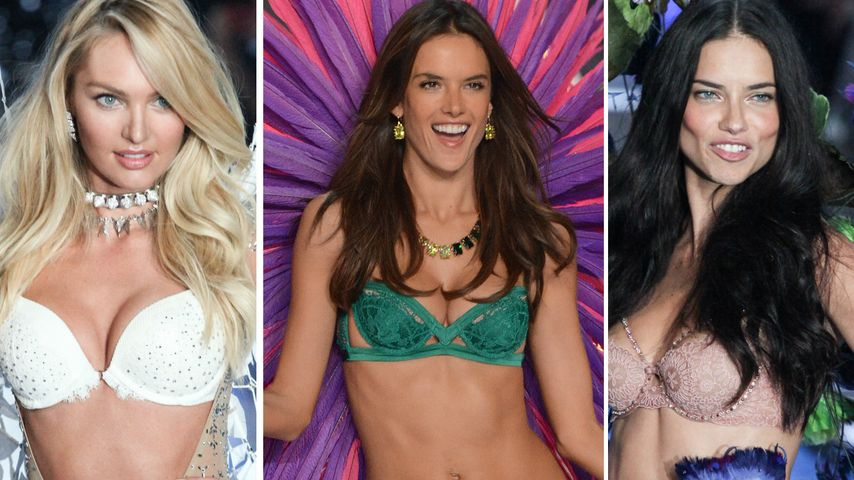 Teenie-Engel: So süß waren die Victoria's-Secret-Models mal