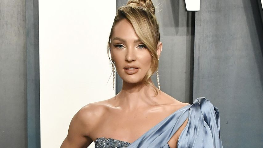 Candice Swanepoel bei der Vanity Fair Oscar Party 2020