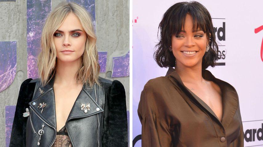 """""""Valerian""""-Trailer! Cara Delevingne & Rihanna in Blockbuster"""