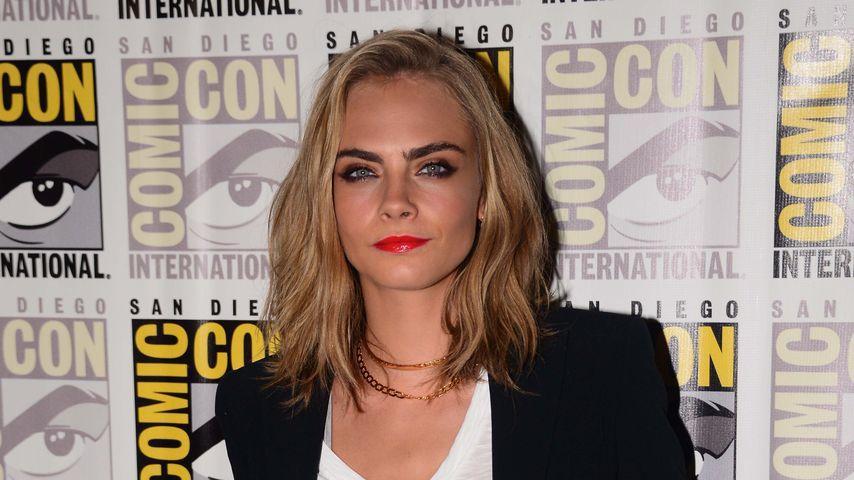 Hair-lich: Cara Delevingne verzaubert mit neuem Haarschnitt!